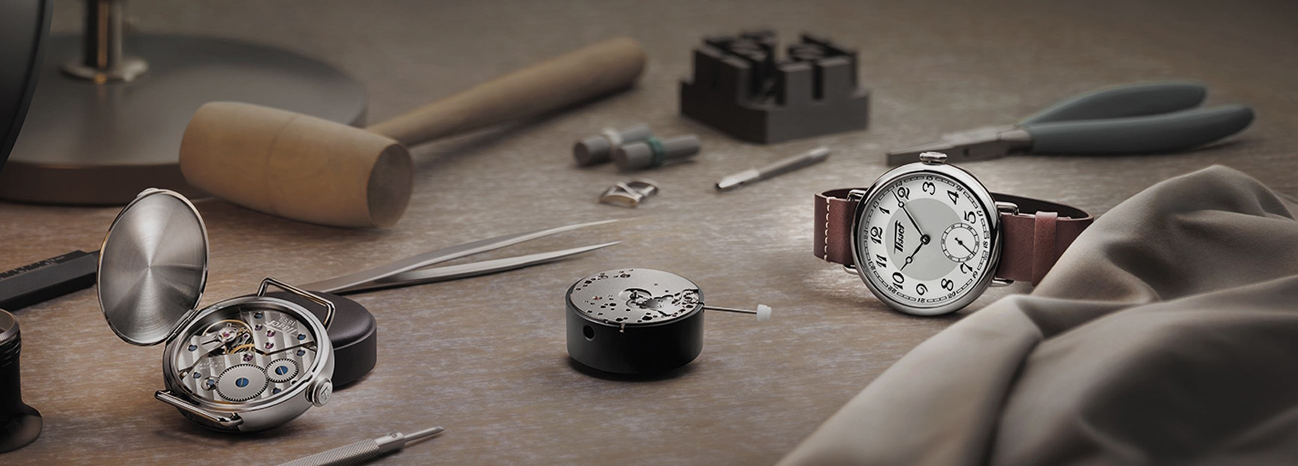 Craftsmanship and innovation since 1853